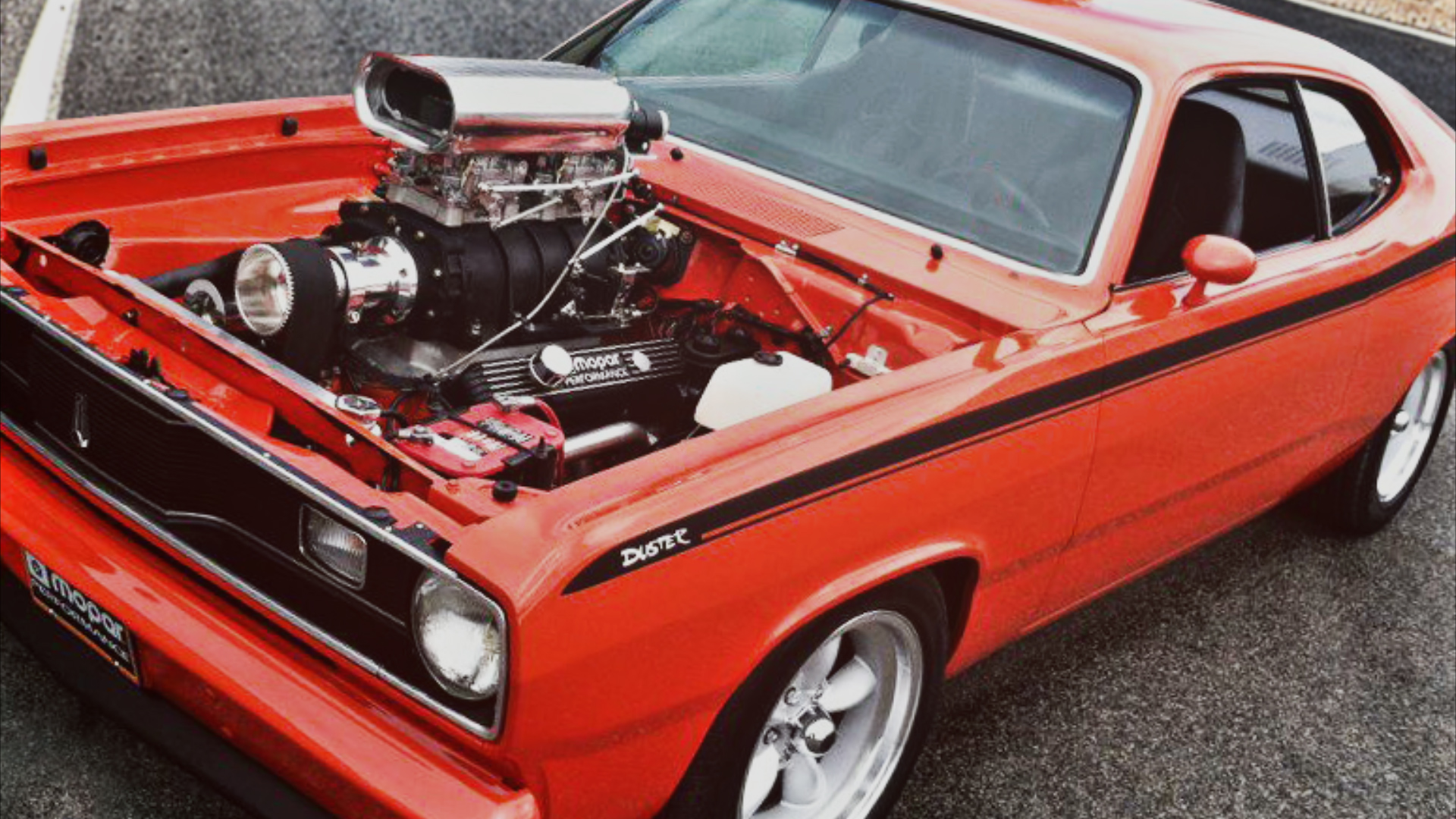 Restomods - Blown Big Block Plymouth Duster