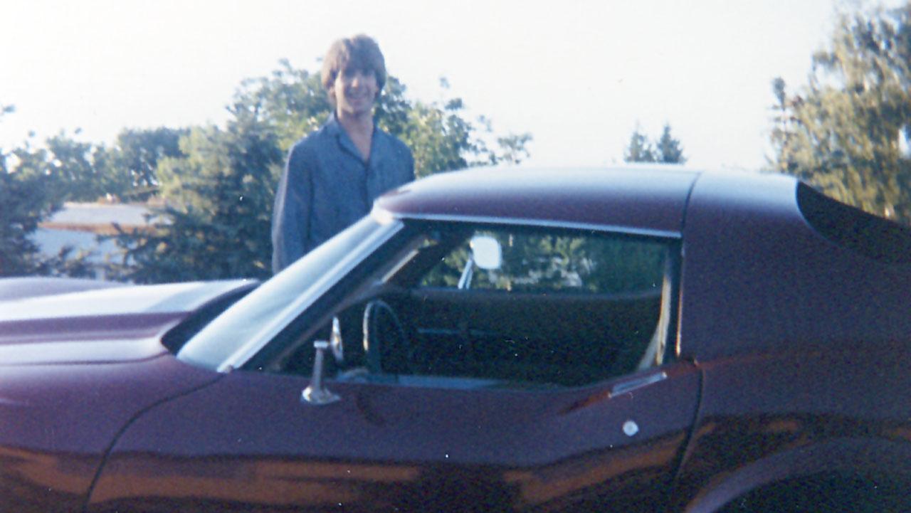 '75 Vette