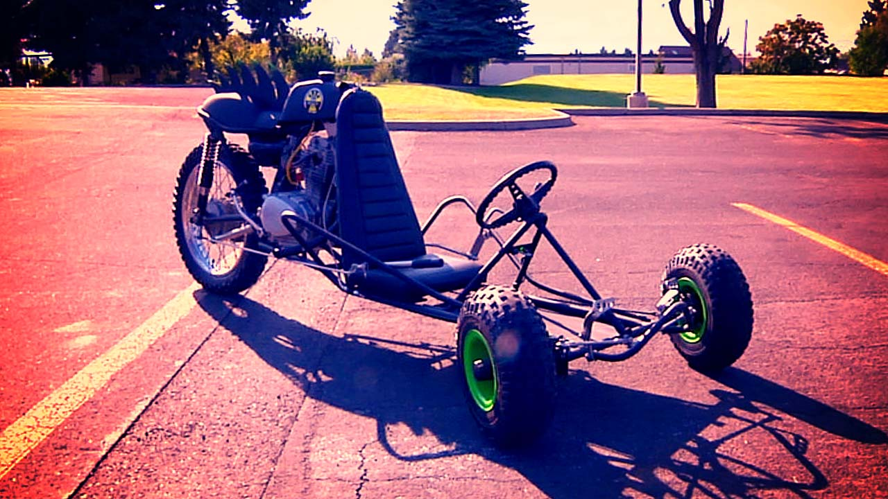 Rat Kool Monster Trike