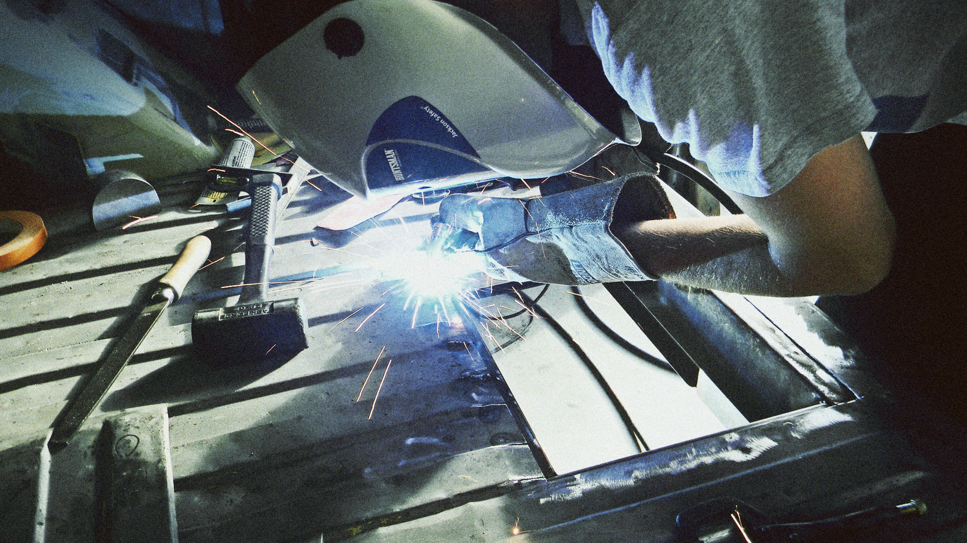 Welding and Fabrication - Austin - Restomods